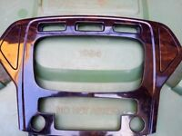 Ford Mondeo Ghia Mk4 Fascia