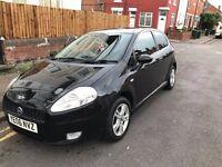 FIAT GRANDE PUNTO SPORTING 1.4 BLACK 2006 £1195