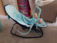 free to good home baby rocker