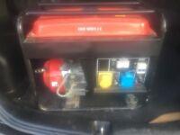 Honda ISO 9001 6.5kz generator