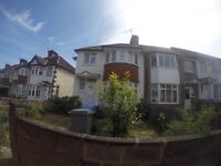 Wembley double room from £100/week
