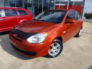 2009 Hyundai Accent **BAS PRIX** PRISE AUX, JANTES D'ALUMINIUM