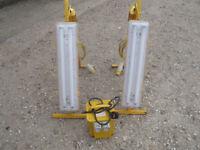 110volt Site Lights and Transformer
