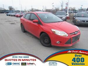 2012 Ford Focus Focus SE | COMFORT + PERFORMANCE