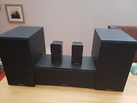 5 excellent condition Cambridge Audio speakers. Excellent sound and bargain to grab £275