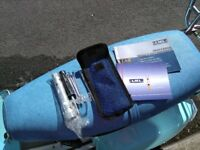 Lml star deluxe, vespa px, only 3200 kilometres from new, with original 2 tone paint, very reliable