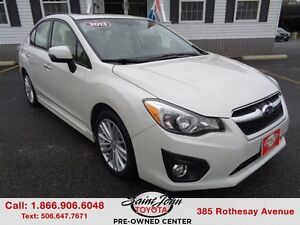 2013 Subaru Impreza 2.0i Limited Package $142.82 BI WEEKLY!!!