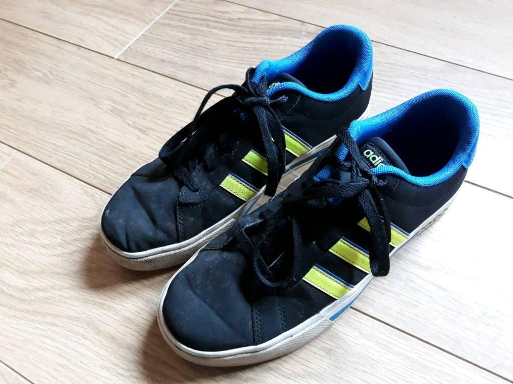 Adidas boy's/men's trainers 8 1/2