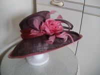 Mother of the Bride Wedding Hat - Jacques Vert