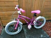 Apollo 'Popstar' Halfords Bike