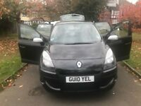 Renault Scenic 1.4 TCe I-Music 5dr, p/x welcome , 6 MONTHS FREE WARRANTY, FULL SERVICE HISTORY