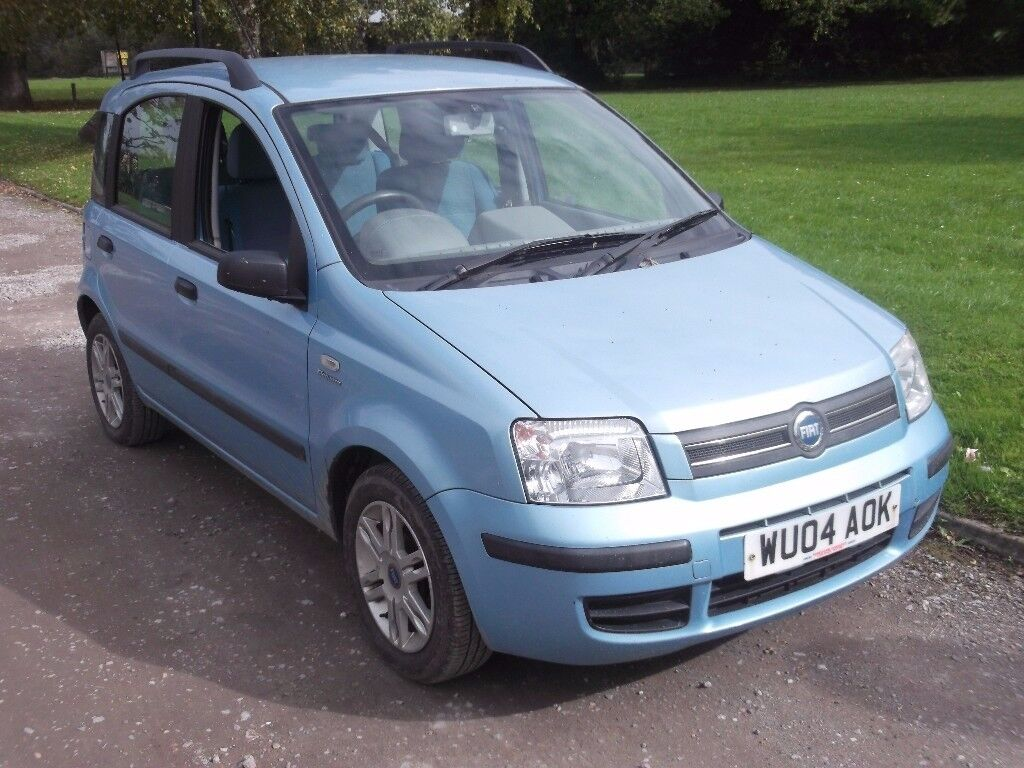 2004 FIAT PANDA ELEGANZA 1.2, MOT OCTOBER 2018, ONLY 81,000 MILES, ONLY £795
