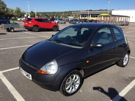 2007 FORD KA CLIMATE ZETEC / NEW MOT / PX WELCOME / SERVICE HISTORY / WE DELIVER