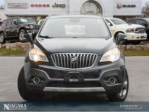 2014 Buick Encore AWD | CONVENIENCE PCKG | BACKUP CAM | MEDIA SC