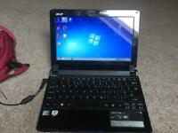 laptop acer aspire one 532h-2db processor N450