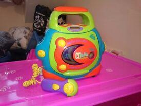Children's CD Player