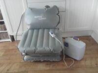 Bath lift air cushion