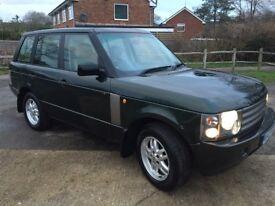 Range Rover TD6 auto