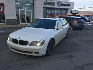 2008 BMW 7 Series i..108366km  comme neuf a voir