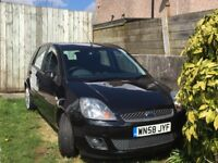 2008 Ford Fiesta 1.25 zetec (blue edition)