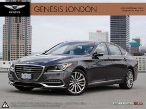2018 Genesis G80 5.0 Ultimate Ultimate | 5.0L V8 Engine | AWD...