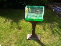 Budgie / Bird Cage with Stand