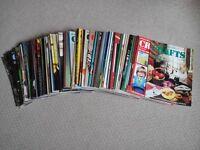 GOLDEN HANDS CRAFT BOOKS - VINTAGE - Complete set including index book - VGC