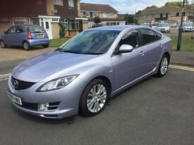 Mazda 6 TS2 D 163, 2009, 2.2 diesel, Spare or Repair