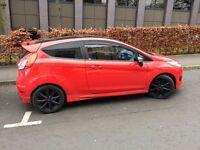 2014 Ford Fiesta Zetec S RD Ecoboost 1.0