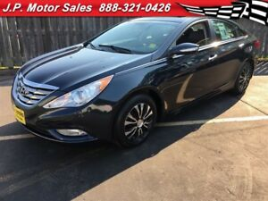 2013 Hyundai Sonata Limited, Auto, Leather, Sunroof, Only 57, 00