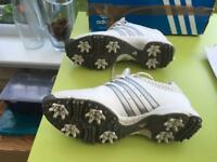 Golf shoes junior kids child's size 2