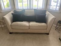 Sofology 4 seater and 3 seater