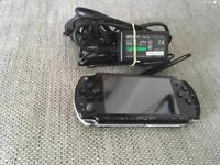 SONY PSP SLIM CONSOLE WITH CHARGER