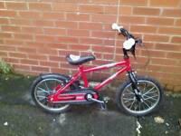 Kids urban racer bike
