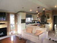 Stunning 2 Bed Caravan / lodge with sea views for rent / hire at Craig Tara Holiday Park (360)