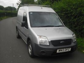 Ford Transit High Top Van TDCi 90ps long MOT, one previous owner, service history