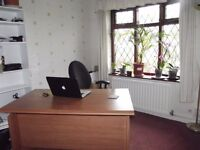 Peaceful Home Office Space Available Daily