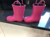 Mothercare wellies