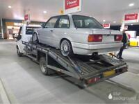 CAR / VAN RECOVERY BREAK DOWN TRANSPORT TOW SCRAP CARS COLLECTED 24/7 STORAGE TOYOTA PRIUS PCO