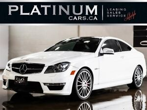 2013 Mercedes-Benz C-Class C63 AMG COUPE, 481HP