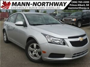 2014 Chevrolet Cruze LT | Sunroof, Remote Start, Bluetooth, Crui
