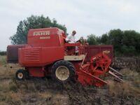 Combine Harvester FAHR M 600