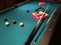 FULL SIZE POOL TABLE ....FREE LOCAL DELIVERY