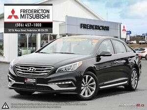2016 Hyundai Sonata SPORT TECH! REDUCED! LEATHER! NAV!