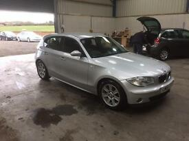 05 Reg BMW 118d se excellent condition low miles guaranteed cheapest in country