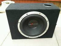 """12"""" 1200w subwoofer sub in the box"""