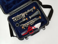 Selmer Student Clarinet CL300 in Hard Case USA Made (Rare)