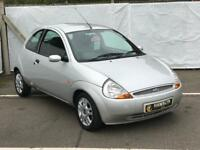 Ford Ka Luxuary 1.2 Luxury Ideal First Car * Low Warranted Mileage* *Leather* Air Con, Warranty