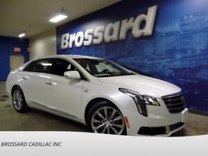 2018 CADILLAC XTS PROFESSIONAL CUIR MAGS BEAU LUXE