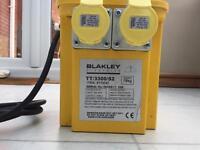 Blakey 110v transformer